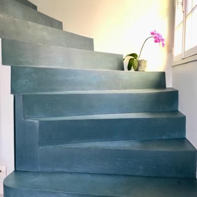 escalier bleu (4)